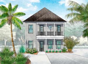 Lot 9 Beach View Drive, Inlet Beach, FL 32461