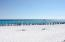 The Silver Beach Towers Resort claims over 630 feet of prime beach frontage.