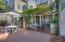 IPE courtyard for main house