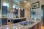 Kitchen from hallway.