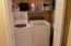 Full Sized Washer & Dryer in Laundry Room. These Convey with a Sale.