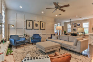 Custom finishes with open concept!