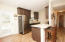 Granite Counter tops, Stainless and Black Appliances!