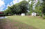 Storage Sheds, Large Backyard