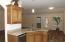 gorgeous granite kitchen counters.