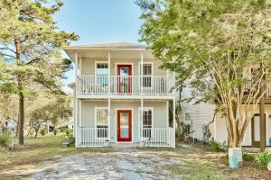 This 2-story home nestled on a corner lot in a quiet neighborhood at the heart of the 30-A beach lifestyle. With a covered patio on both floors, there is ample opportunity to enjoy the outdoors.