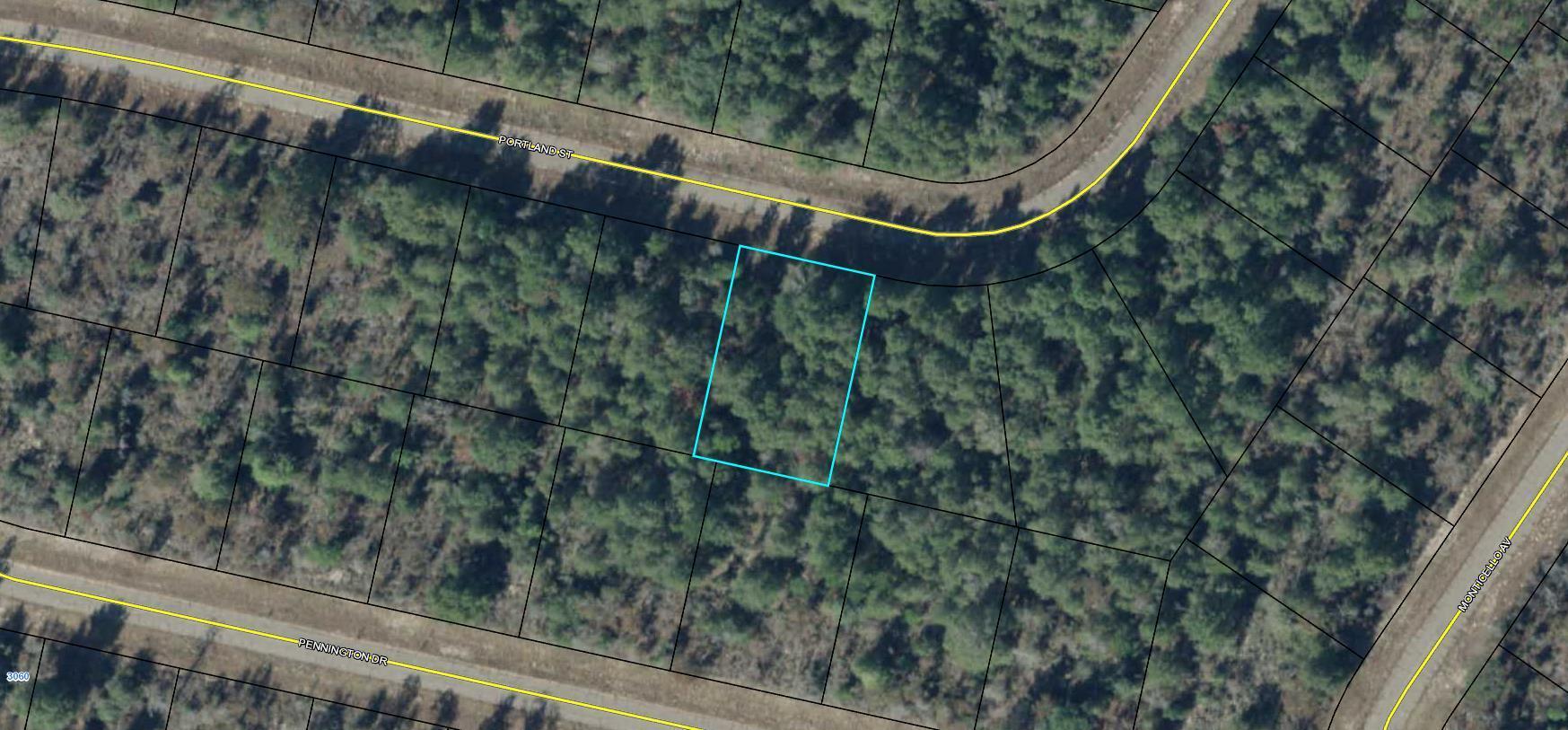 0.229 Acre Portland Street, Chipley, FL 32428
