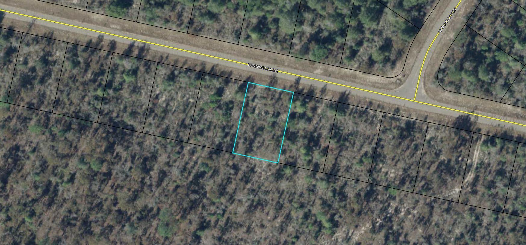 0.229 Acre PENNINGTON Drive, Chipley, FL 32428