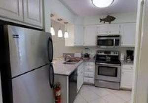 Recently modernized kitchen.