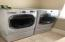 Laundry Room offer gas dryer