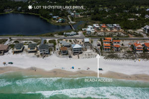 Lot 19 Oyster Lake Drive, Santa Rosa Beach, FL 32459