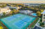 Amenities include tennis, pools, club house and private beach access!