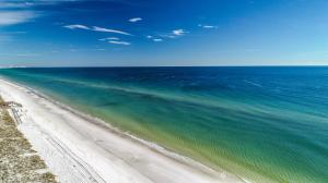 Glorious famous beaches of Destin