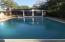 heated 9' pool