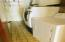 utility room, washer & dyer convey