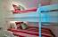 Carriage bunk area
