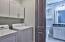 Carriage house laundry room