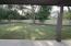 Huge rear yard