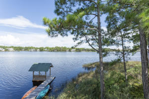 Easy paddle or Kayak from the dock to the gulf