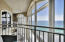 2nd Floor Master Suite Private Balcony