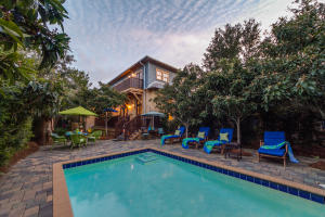 """224 Kingston Road West is located """"IN"""" Rosemary Beach, FLORIDA. This home boasts four bedroom all with en suite bathrooms"""