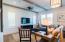 2nd level open living/dining plan most popular beach house design