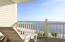 Private balcony with Gulf view