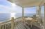 Balcony Gulf view to the West