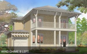 1107 Sandgrass Boulevard, Lot 258, Santa Rosa Beach, FL 32459