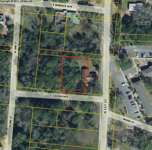 Lot 1641 E Toledo Avenue, Defuniak Springs, FL 32433