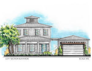 TBD -Lot 7 Old Marsh Cove, Santa Rosa Beach, FL 32459