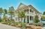 Spacious porches and balconies, private pool with large sun deck, a carriage house.... this home is the ideal luxury oasis on the Emerald Coast.