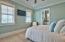 Beautiful upstairs bedroom