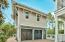 The Carriage House sits atop a 2 car garage, and offers all the luxury amenities of the main house.