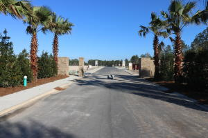 Welcome to Lakeview Estates. Gated entry still under construction.