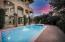 Pool Area & west Porches
