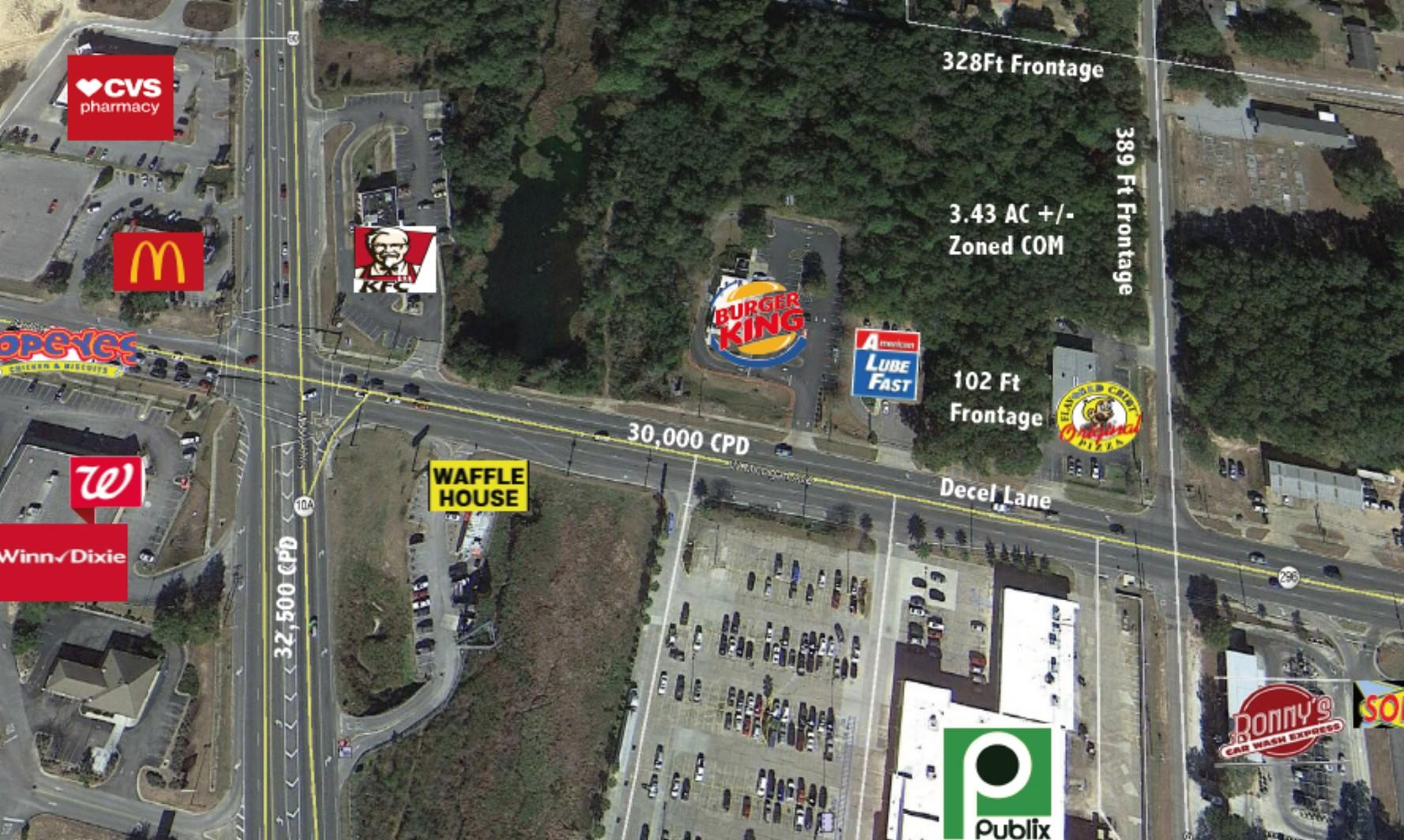3200 Michigan Avenue, Pensacola, FL 32526