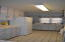 Kitchen, plenty of cabinets