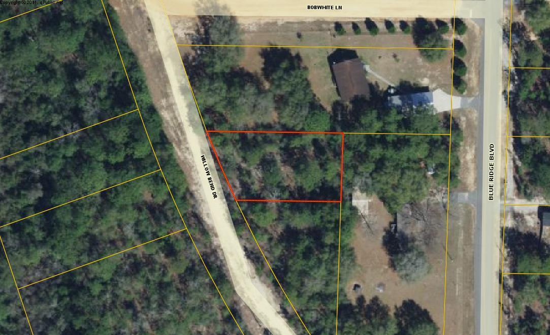 Lot 4 Willow Bend Drive, Defuniak Springs, FL 32433