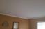 Ceilings in both bedrooms and baths have been upgraded. There are no popcorn ceilings in this unit. (unlike most)