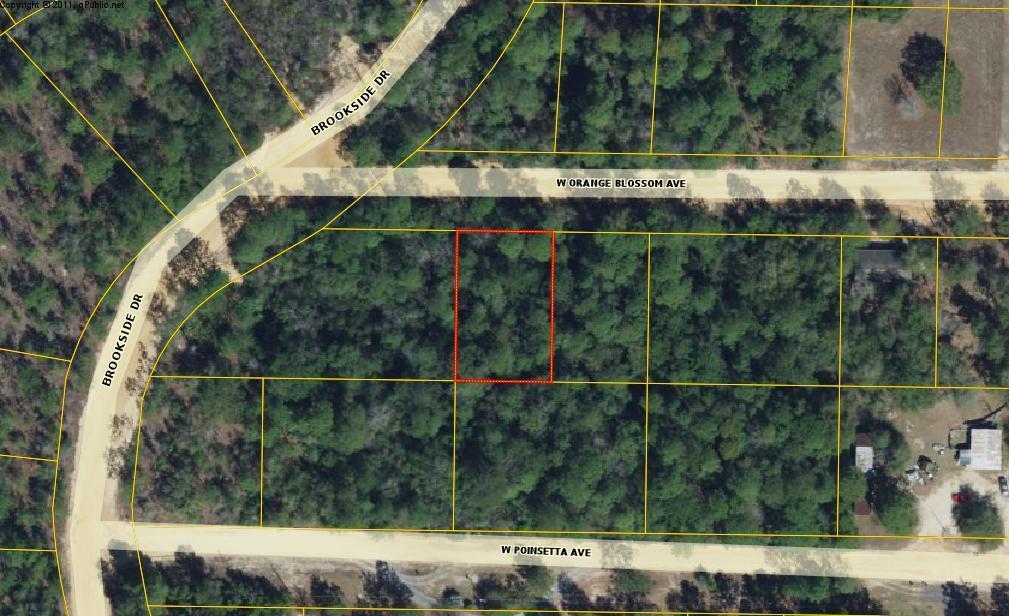 Lot 3 W Orange Blossom Avenue, Defuniak Springs, FL 32433