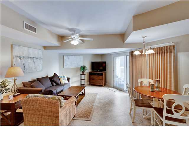 261 Observation Point North is located in the heart of The Village of Baytowne Wharf. It's a 2nd floor, 1 bedroom, 1 bath unit that is rental ready. If outdoor living is on your must-have list, you will enjoy the over-sized porch for entertaining, dining and relaxing.  This is your chance to enjoy all the benefits of resort living with the convenience of live entertainment, Village festivals, restaurants and shops just a few steps away.  Observation Point amenities include the infinity pool, hot tub, fitness facility, outdoor fireplace, cookout area for grilling and access to the private, owners only Founders Club.  Don't miss this opportunity to live the resort life and enjoy the amenities of Sandestin Golf and Beach Resort, plus the Gulf of Mexico spectacular white, sugar sand beach! Sandestin Golf and Beach Resort is a major destination for all seasons and all ages, and has been named the #1 resort on Florida's Emerald Coast. This magical 2,400-acre resort, comprised of over 70 unique neighborhoods of condominiums, villas, town homes, and estates. The resort features more than seven miles of beaches and pristine bay front, four championship golf courses, a world-class tennis center with 15 courts, 19 swimming pools, a 113-slip marina, a fully equipped and professionally staffed fitness center and spa, meeting spaces and The Village of Baytowne Wharf, a charming pedestrian village with events, shopping, dining, family entertainment and nightlife. For true golf cart community living, Grand Boulevard is just outside the resort gates and provides access to additional shopping, dining and entertainment all without traveling on Hwy. 98.