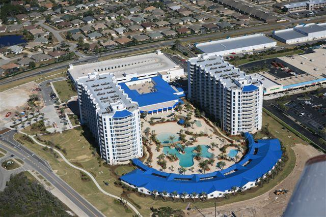 Fully furnished 2 bed 2 bath condo on the 8th floor with views of the gulf & Destin. Open kitchen/dining/living combo ideal for entertaining. Kitchen has black appliances, granite counter tops, pantry & breakfast bar. Balcony access off living room & master bedroom. Flat screen TVs & ceiling fans in all the rooms. Carpet throughout except for tile in the wet areas. Stackable washer & dryer furnished in the unit. All electric! The Palms Resort is very unique w/ the 3 story parking garage, playground, tennis courts, on-site restaurant, pools, hot tub, kids splash area, fitness center, shuttles to the beach & lush tropical landscape to boast the Florida vacay lifestyle. All this plus so much more, call to see today! Property is in excellent shape but being sold as is.
