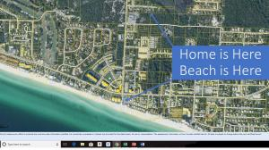 Walk to the beach - Steps from Ed Waline & Gulfplace at this price!