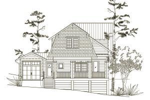 Custom Florida Cottage Style
