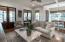 Open Concept Living & Dining; lots of windows/doors & LIGHT!