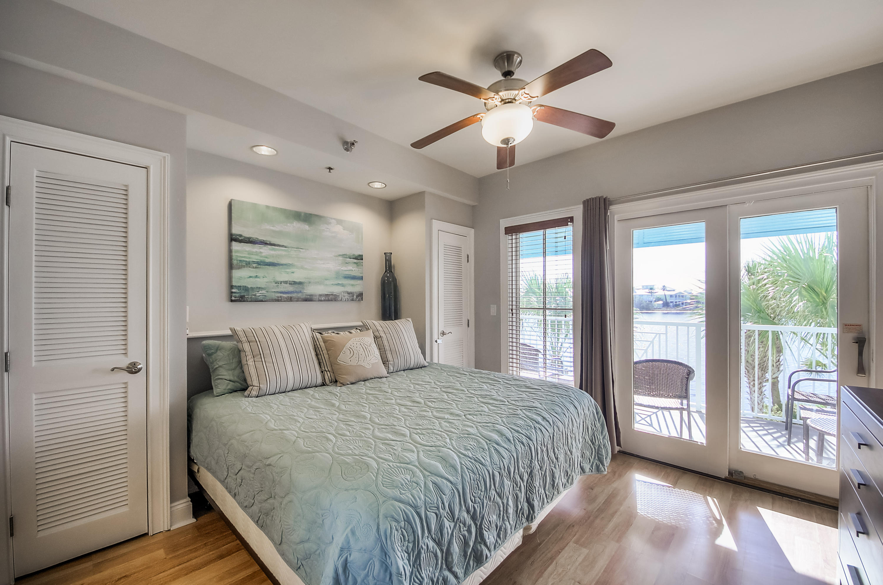 **4TH FLOOR - CORNER CONDO - BUYER INCENTIVES AVAILABLE** Carillon Beach Inn is ideally located near Rosemary, Alys Beach and all Highway 30-A has to offer while also being in close proximity to Lake Powell, Pier Park Shopping Development, (ECP) PCB International Airport, Frank Brown Park and so much more! Take advantage of all of the amenities this fantastic resort has to offer along with it's pristine deeded ''Dune Walkovers'' with multiple access points across almost 4000ft of deeded beach front.This 4th floor property offers views over the lake to the Gulf of Mexico from the bedroom area and large balcony. The condo sets up as a one bedroom suite with an abbreviated kitchen. These condos are producing nearly $25k in gross rental income. True gems in today's market!