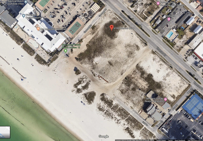 6100 Thomas Drive, Panama City Beach, FL 32408