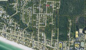 Ariel Shot - 0.5 miles to beach access
