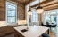 Kitchen / Dining area opens to pool & outdoor living space